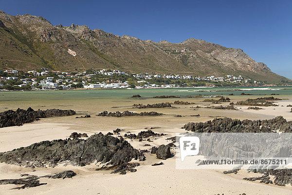 Südliches Afrika Südafrika Western Cape Westkap