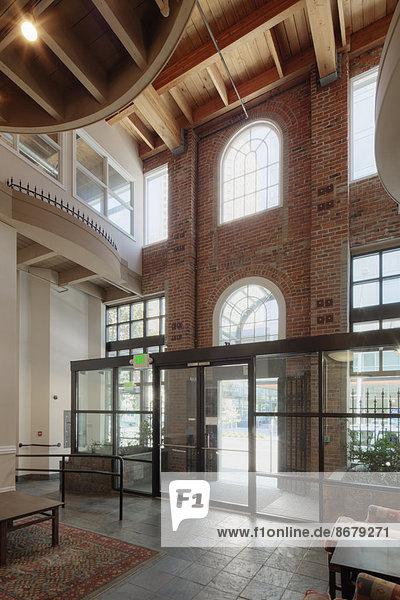 Eingangshalle Gebäude Büro Zimmer