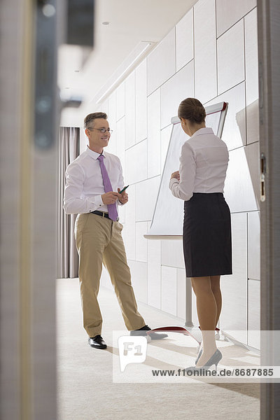 zeigen  Mensch  Büro  Menschen  Vorbereitung  Business