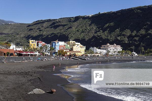 Spanien  Kanarische Inseln  La Palma  Puerto de Tazacorte