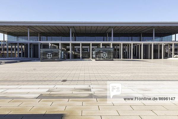 Flughafen Berlin Brandenburg  Willy Brandt-Flughafen  Berlin  Deutschland