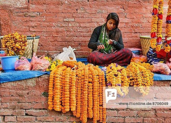 Kathmandu  Hauptstadt  Nepal