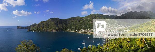 Kleine Antillen St. Lucia Saint Lucia Santa Lucia Windward Islands
