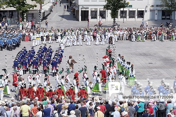 Europa  Deutschland  Ulm