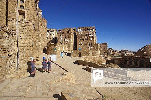 Naher Osten  Jemen