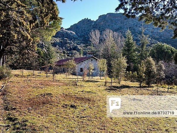 Madrid  Hauptstadt  Natürlichkeit  Region In Nordamerika  Manzanares  Spanien