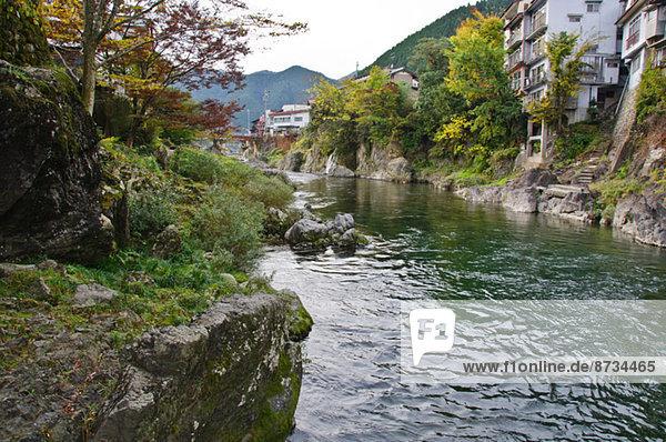 Yoshida River  Gifu Prefecture