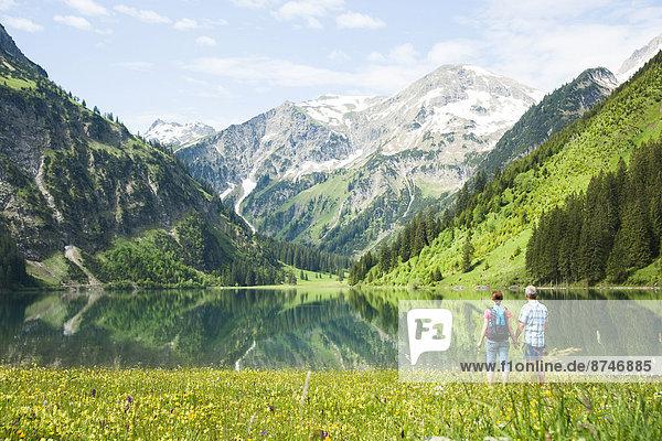 Österreich  Tannheimer Tal  Tirol