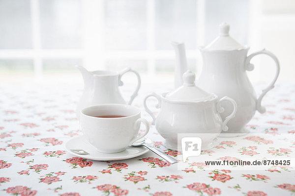 Studioaufnahme  Tasse  Tee