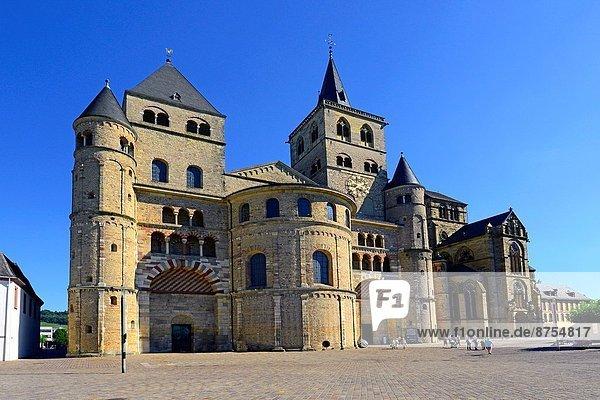 Trier Cathedral Germany Europe Mosel River Catholic DE Der Dom.