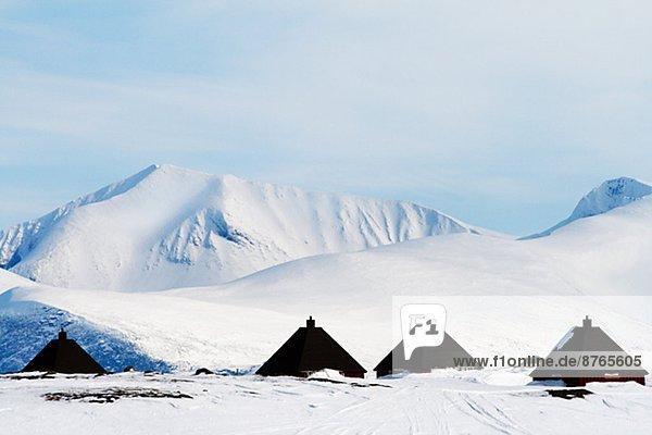Lappland Abisko Schweden