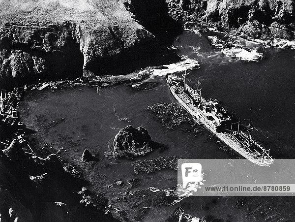 Vereinigte Staaten von Amerika  USA  Geschichte  Schiff  Krieg  Alaska  Aleuten  japanisch  Zweiter Weltkrieg  II.  September
