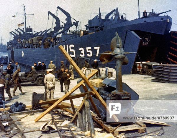 beladen  Großbritannien  Geschichte  Krieg  eindringen  Krankenwagen  Juni  Zweiter Weltkrieg  II.