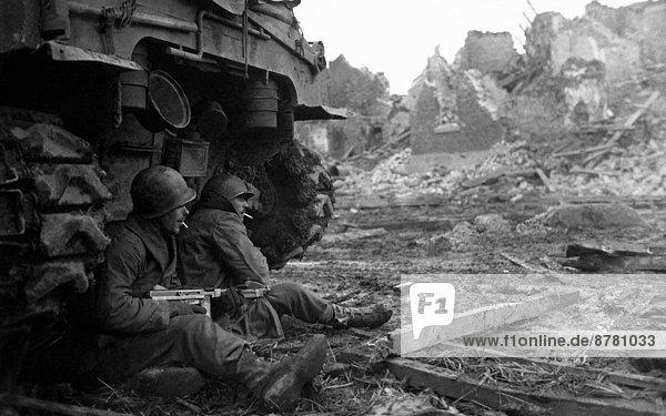 Schutz  Geschichte  Ruine  amerikanisch  2  Dezember  Vernichtung  Deutschland