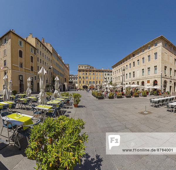 Frankreich  Europa  Sommer  Stadt  Quadrat  Quadrate  quadratisch  quadratisches  quadratischer  Dorf  Marseille