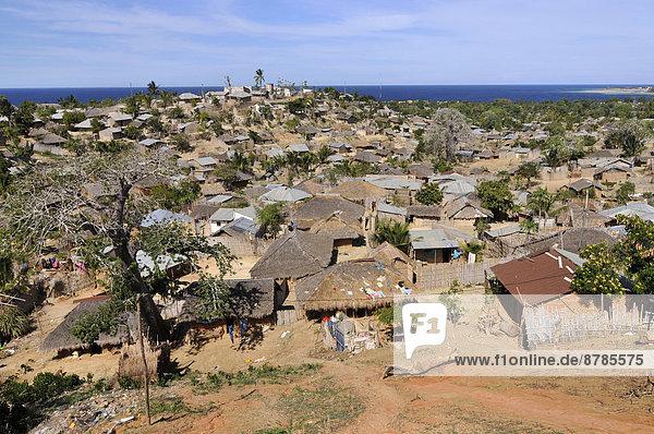 Afrika  Mosambik