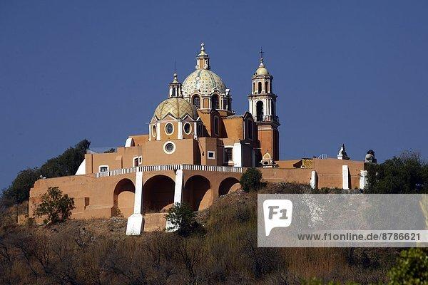 Kirche  Mexiko