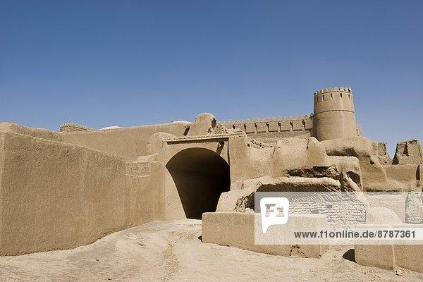 Iran  Rayen  Arg E Rayen citadel