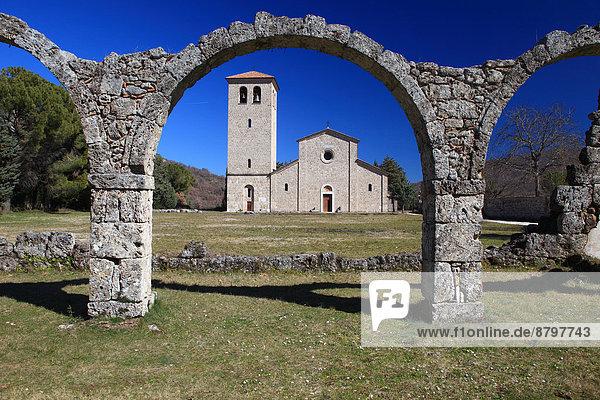 Abtei Italien