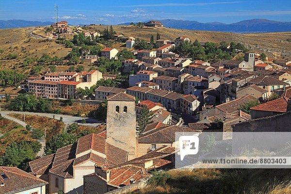 Ansicht  Segovia