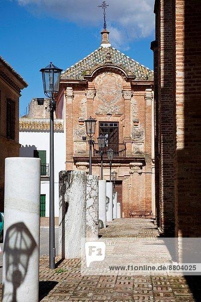 Europa Andalusien Carmona Sevilla Spanien