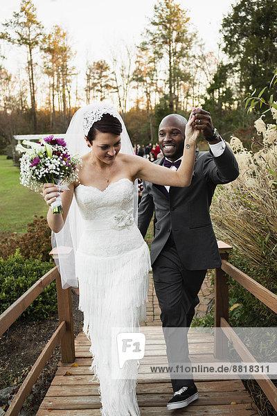 Hochzeit gehen