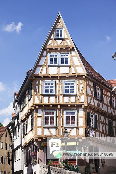 Wohnhaus Baden-Württemberg Deutschland Hälfte