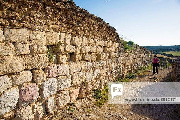 Roman city of Segobriga  Cuenca province  Castilla-La Mancha  Spain