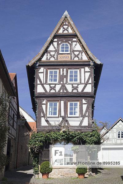 Fachwerkhaus Baden-Württemberg Deutschland