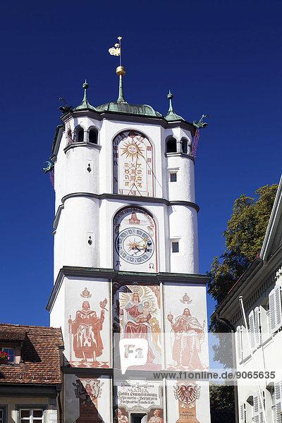Baden-Württemberg Deutschland Ravensburger Tor