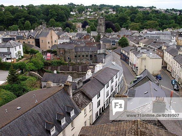 Ansicht,Auto,Britische Inseln,Dach,Devon
