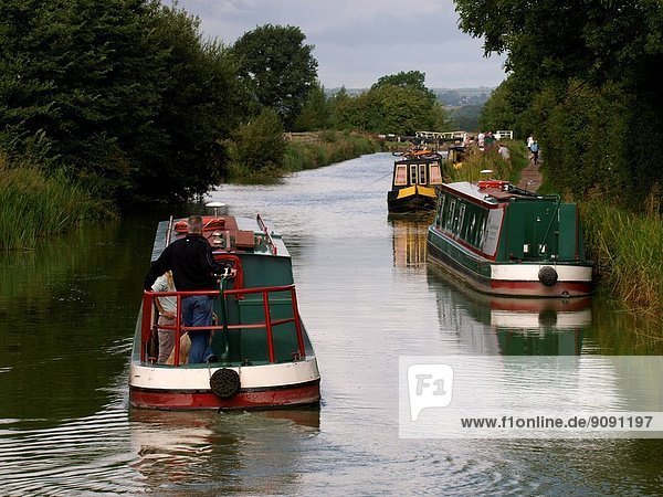 Wilts and Berks Canal  Semington  Wiltshire