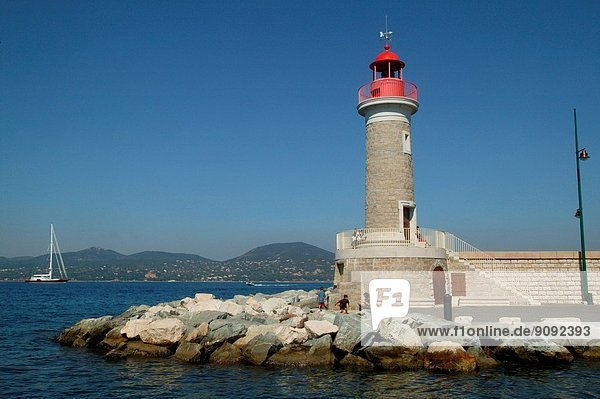 Lighthouse of Saint Tropez  Saint Tropez   France.