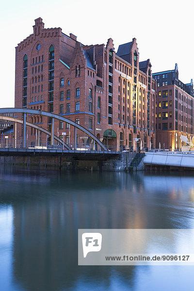 Deutschland  Hamburg  Internationales Maritimes Museum am Brooktorhafen in der Hafencity