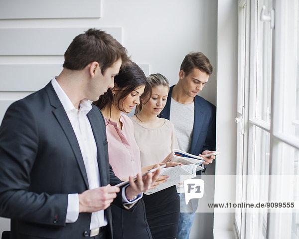 Mensch  Büro  Menschen  Fenster  arbeiten  jung  Business