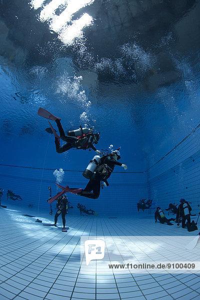 Diving School  Kumamoto Prefecture  Japan