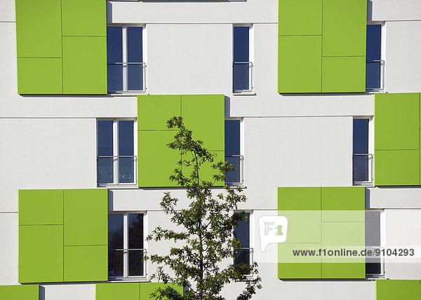 '''Smart is green '' Plus-Energy House  Hamburg  Germany'