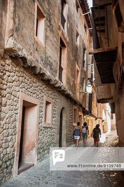 Albarracín  Teruel province  Aragon  Spain
