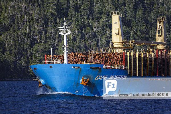 Transport  Schiff  Asien  britisch  Export  roh
