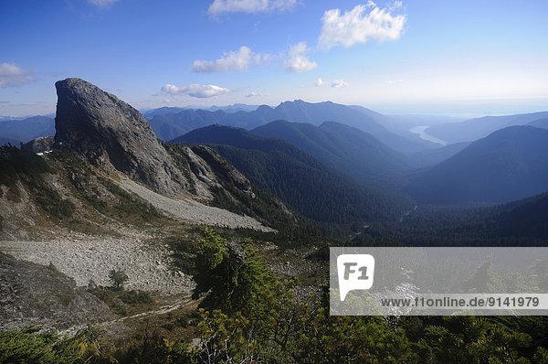 See  Ansicht  Bucht  British Columbia  Kanada