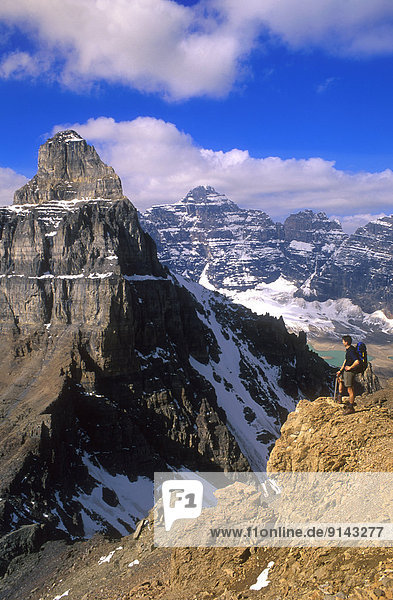 Tal  Ignoranz  Banff Nationalpark  Alberta  Kanada  Paradies  Sentinel