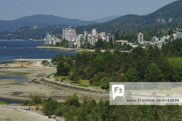 ambleside  British Columbia  Kanada