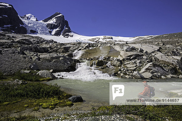 Coast Mountains Kanada  British Columbia  Kanada