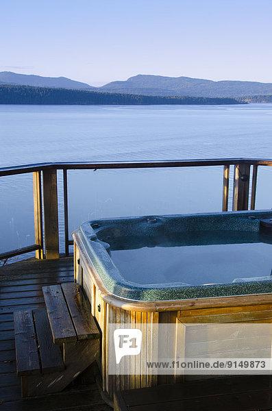 Galiano Island British Columbia Kanada