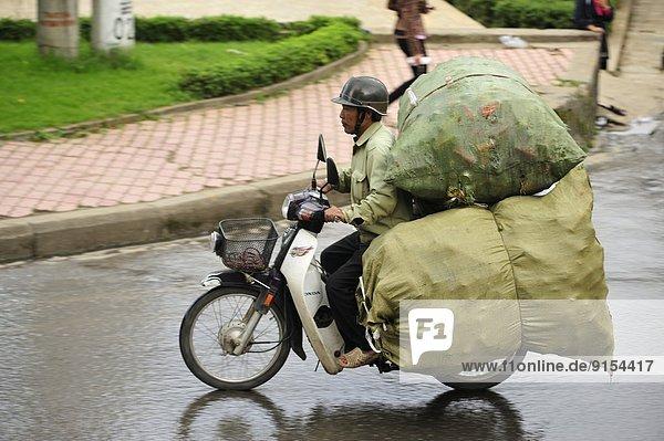 Mofa  Roller  Vietnam