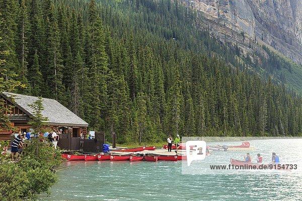 Banff Nationalpark  Alberta  Kanada