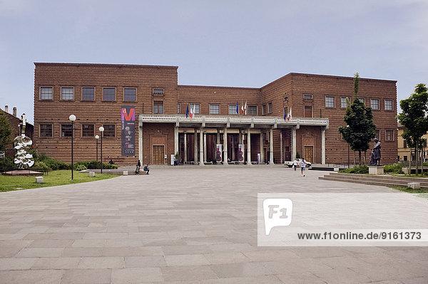 Museum Museo del Violino  Cremona  Lombardei  Italien