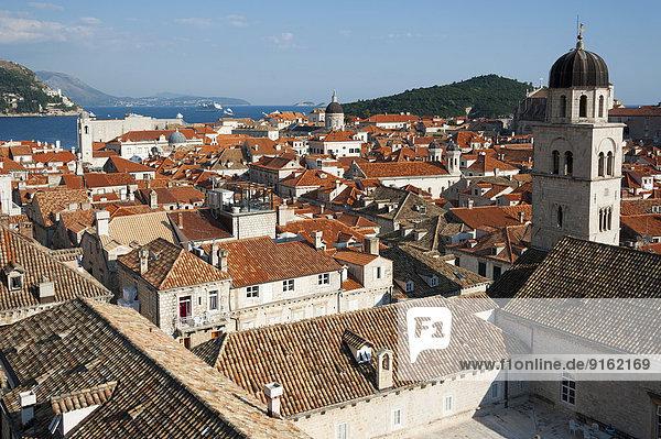 Geschichte Kroatien Dalmatien Dubrovnik Kloster
