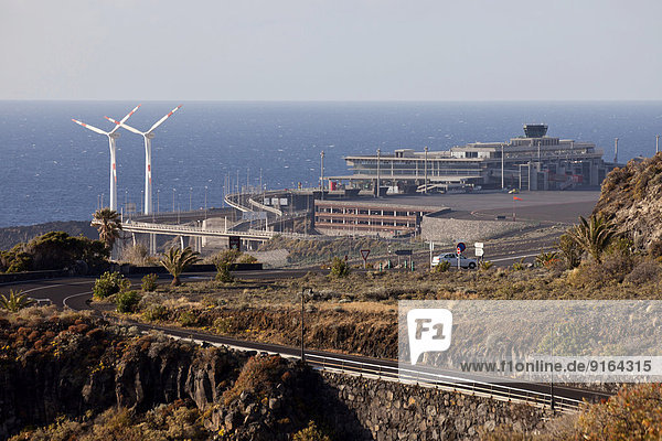Santa Cruz de La Palma Airport,  La Palma,  Canary Islands,  Spain, Santa Cruz de La Palma Airport,  La Palma,  Canary Islands,  Spain