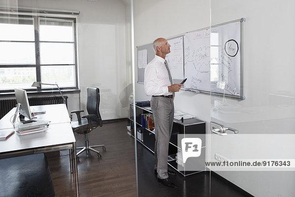 Deutschland  München Kaufmann im Amt